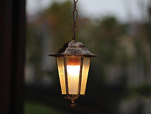 Lampadario Allaperto : Cdbl luci da soffitto retro all aperto lampadario impermeabile