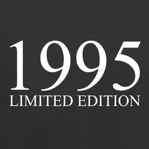1995 Limierte Auflage / Limited Edition - 22. Geburtstag - Herren T-Shirt - Schwarz - XS