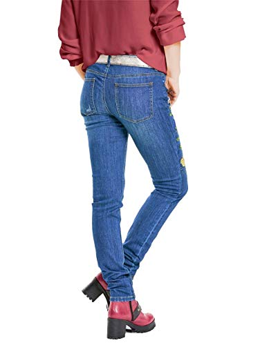 Denim Bleu Denim Best Bleu Jeans Femme Bleu Connections Heine Y7wq0A
