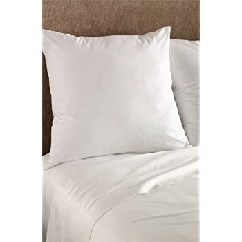 Amazon One 40x 40 40% Feather 40% Down Pillow Insert Delectable 30 Inch Euro Pillow Inserts