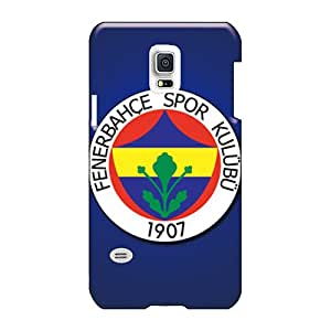 Scratch Resistant Cell-phone Hard Covers For Samsung Galaxy S5 Mini (ZtE16537lEgB) Allow Personal Design High-definition Fenerbahce Sk Image