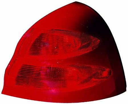 Depo 336-1913L-AC Pontiac Grand Prix Driver Side Replacement Taillight Assembly