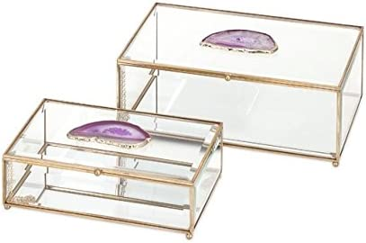 Clear and Copper IMAX 31514-2 Casual//Transitional Box