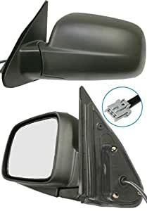amazoncom  honda crv  heated power replacement driver side mirror automotive