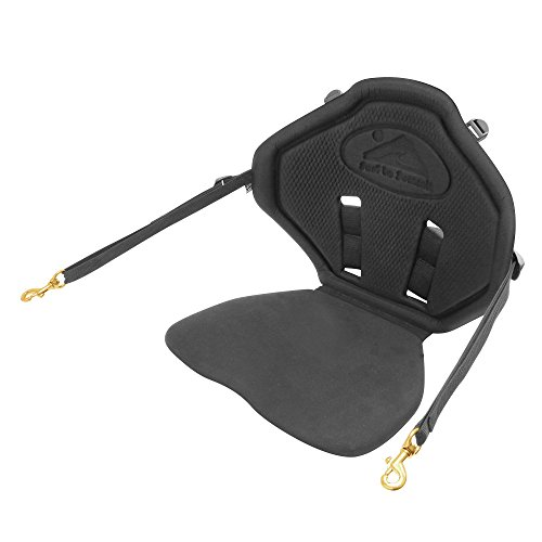 Surf To Summit Outfitter Series Tall Back Kayak Seat (No Pack), ()
