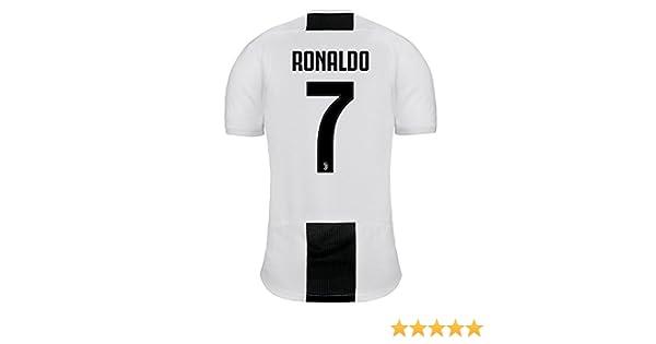 muy bonito nuevos especiales compras adidas Juventus Home Ronaldo 7 Jersey 2018/2019