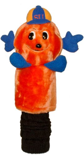 NCAA Syracuse Team Mascot Head Cover, Outdoor Stuffs