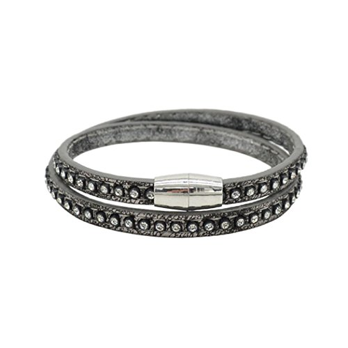 victoria-echo-women-girls-2-rounds-crystal-sparking-leather-bracelet-bangle-grey