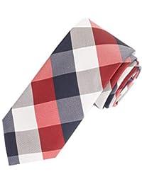 Men's Classic Plaid Necktie