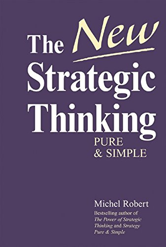 The New Strategic Thinking: Pure and Simple ISBN-13 9780071462242