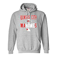 Go All Out Small Oxford Adult Kansas City is Mahomes Sweatshirt Hoodie