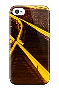 Awesome Case Cover Compatible With Iphone 5C - Railroad 6800455K60775013