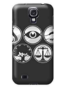Derricka D. Pearson First Sport Samsung Galaxy S4 Hard Case/Cover Durable TPU Unique Cool for Your Phone