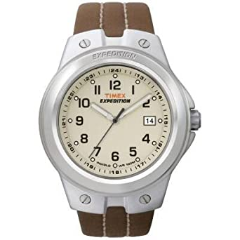 7a7e2c2db Timex T49632 Mens Expedition Analog Metal Tech Casual Watch: Amazon.co.uk:  Watches