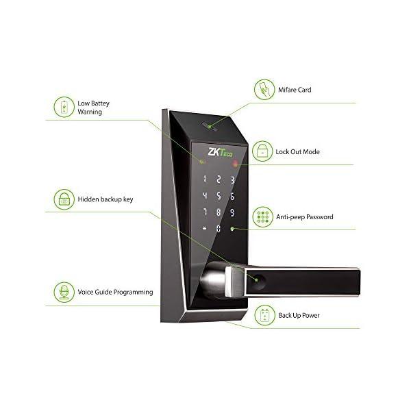 Serratura Intelligente & Biometrica Senza Chiave