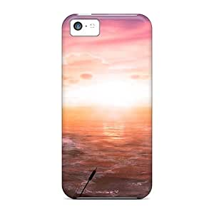 First-class Cases Covers For Iphone 5c Dual Protection Covers Hope Burns Bright By Catherine Liversidge
