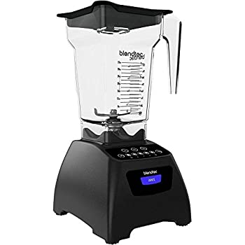 Blendtec Classic 575 Orchid Blender with FourSide Jar