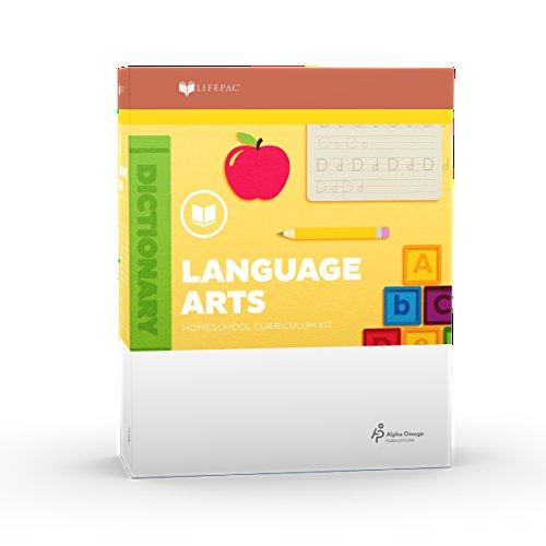 Language Arts: Home School Curriculum Kit : Grade K : Books 1&2 and Teachers Guide (Lifepac)