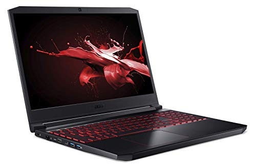 (Renewed) Acer Nitro 7 9th Gen Core i7 15.6-inch Gaming Laptop (8GB/1TB SSD /Windows 10/6GB Graphics/Obsidian Black/2.5kg), AN715-51