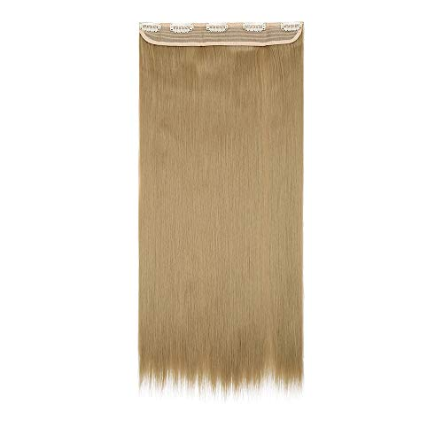 Longest One Piece 3/4 Full Head Clip in Hair Extensions 30