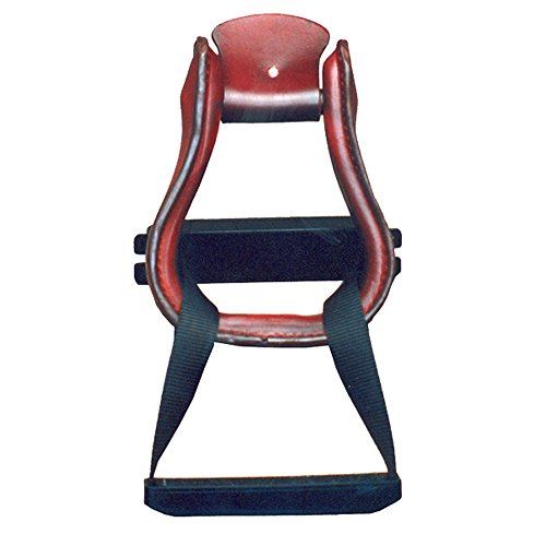 Stirrup Extender - Intrepid International EZ Mount Western Stirrup