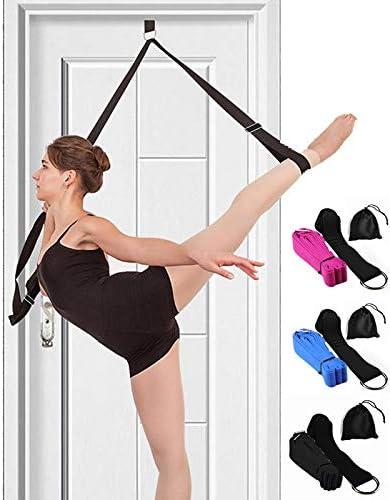 Door Leg Stretcher Band Get More Flexible With The Door Flexibility Trainer UK