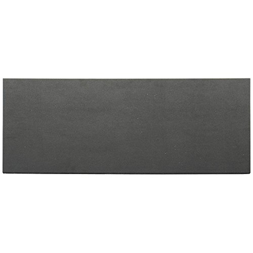 HUBERT Deli Riser Solid Black ABS Flat Riser Sheet for sale  Delivered anywhere in Canada