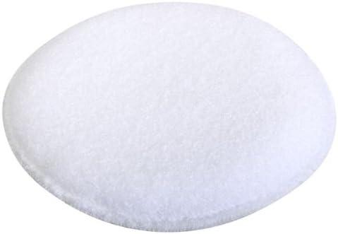 Swizöl 1091020 Stoff Applikator Pad Weiß Auto