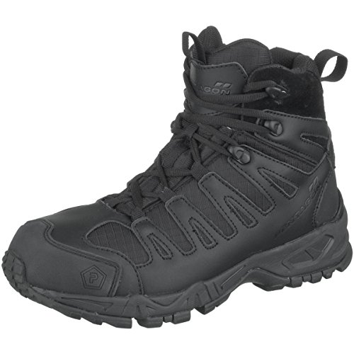 "Pentagon Men's Achilles 6"" Tactical Boots Black"