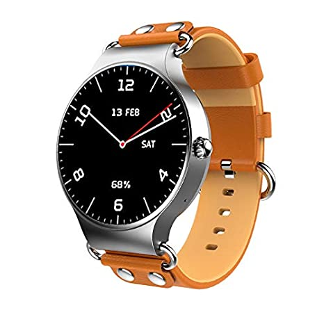 Amazon.com: KW98 Smart Watch Android 5.1 8GB/512MB WiFi GPS ...