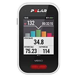 Polar V650 Cycling Computer