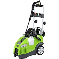Greenworks 1950-PSI 13A 1.2-GPM Pressure Washer with Hose Reel
