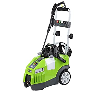 Greenworks Pro2300 PSI 2.3-Gallon-GPM Cold Water Electric Pressure Washer