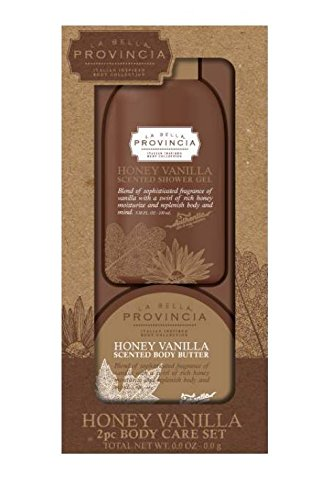 La Bella Provincia 2 Piece Body Care Set