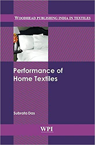 Book Performance of Home Textiles (Woodhead Publishing India in Textiles)