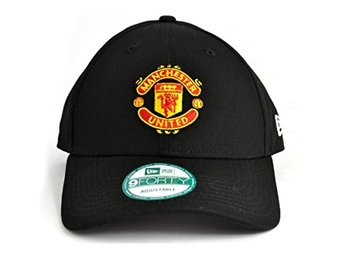 Manchester Hat United - Manchester United FC - Authentic EPL 9FORTY Baseball Cap Black