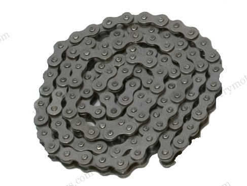 Flying Horse 2-Stroke/4-Stroke Motorized Bicycle Engine 415 Heavy Duty Chain - Gas Bike Chain Replacement