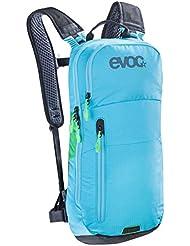 EVOC CC 6L + 2L Bladder Hydration Backpack (Neon Blue)