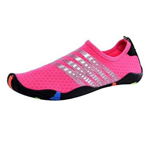Answerl Couple Women Beach Shoes Swimming Shoes Water Shoes Barefoot Quick Dry Aqua Shoes Outdoor Casual Shoe