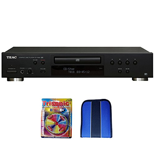 Teac Interface CD P650 B Black Essentials Trisonic