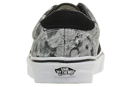 Vans U ERA 59 Scarpe Sneakers Nero Stampa Luna per Uomo