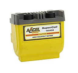 ACCEL 140406 Dual Fire Yellow Super Coil