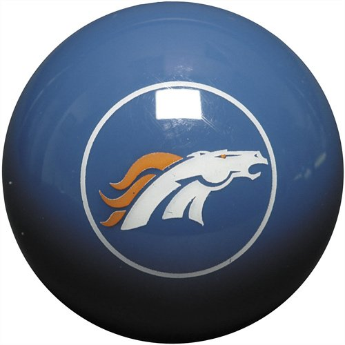 NFL Denver Broncos Billiards Ball Set by Imperial