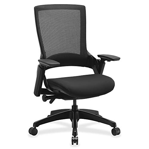 Lorell 59526 Serenity Chair, Black