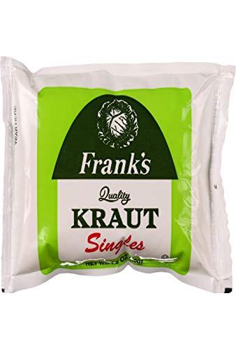 Franks Sauerkraut Single, 1.5 oz by Frank's (Image #1)