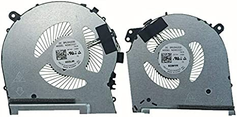 HP OMEN 15-5021TX Power4Laptops Replacement Laptop Fan for Left Side Processor for HP Omen 15-5020nv HP OMEN 15-5023TX HP OMEN 15-5022TX HP OMEN 15-5020TX