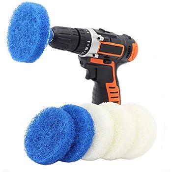 Amazon Com Rotoscrub Bathroom Cleaning Drill Accessory