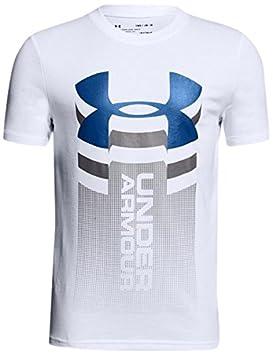 c2d1a62e6c82e Under Armour Veritcal Logo SS T Camiseta