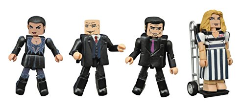 Diamond Select Toys Gotham Minimates Series 3: Rise of The Villains Box Set