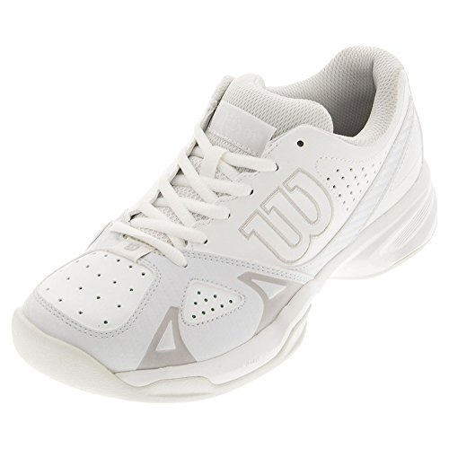 White 2 Women's M 11 Ice 0 B Rush Open Wilson Gray Sneaker S4qXww